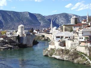 Dem Frühling entgegen: Eine Radreise von Graz nach Dubrovnik