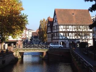 Herbstliche Tour zwischen Odenwald und Main