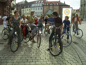 Speyer by Bike ©