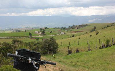 Rad-Abenteuer Kolumbien