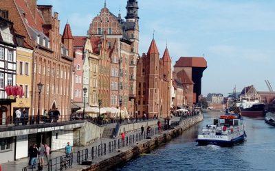 Herbstliche Tour an die Ostsee